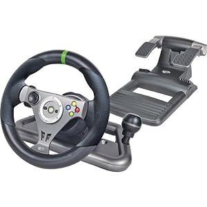 Mad Catz X360 Wireless Steering Wheel