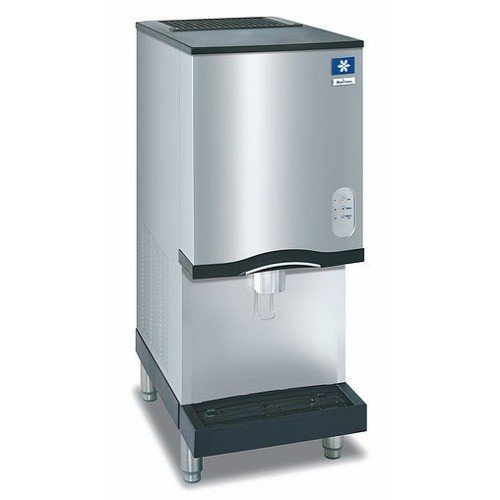 Manitowoc RNS-12AT 261 Lb Countertop Nugget Ice Machine w/ Dispenser