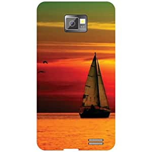 Samsung I9100 Galaxy S2 - Ship Phone Cover