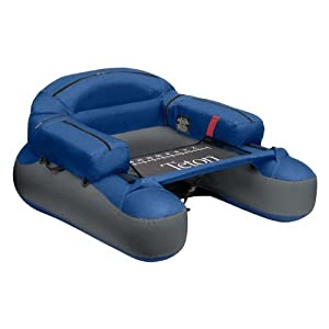 Buy Classic Accessories Teton Inflatable Fishing Float Tube by Classic Accessories