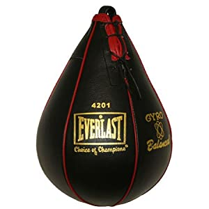 everlast leather speed bag s co uk sports
