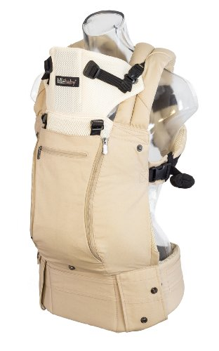 Lillebaby Complete All Seasons - Summer Sand Baby Carrier
