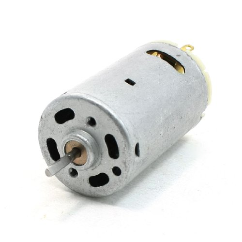 Dc 12V 5700Rpm Speed High Torque Electric Gear Motor Replacement