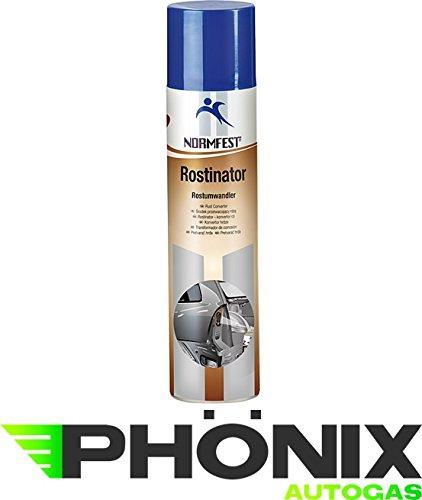 normfest rostinator spray anti rouille 400 ml. Black Bedroom Furniture Sets. Home Design Ideas