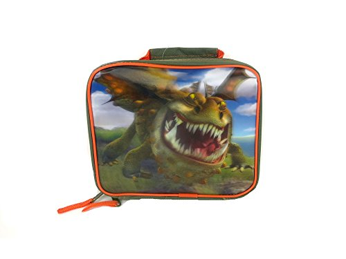 Dreamwors How To Train a Dragon Lunch Kit, Green - 1
