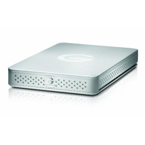 G-Technology (HGST) G-DRIVE ev 1TB USB3.0対応 外付けポータブルハードディスク 最大136MB/s 【3年保証】 0G02725AZ