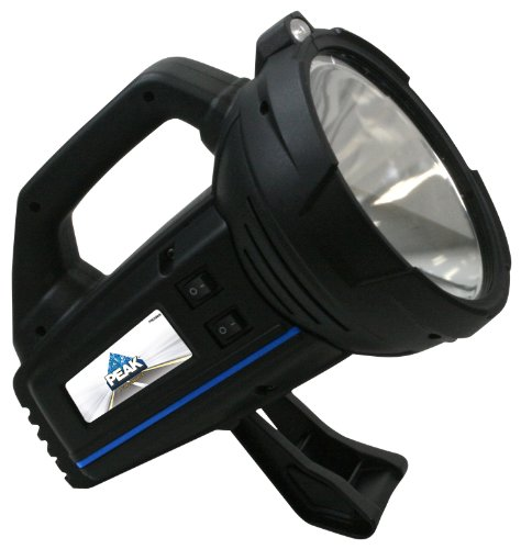 Peak Pkc05Mb 5-Million Candle Power Rechargeable Spotlight