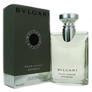 Bvlgari Extreme By Bvlgari For Men. Eau De Toilette Spray 3.4 Ounces