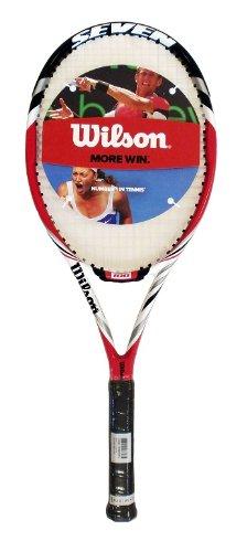 Wilson BLX Seven - Racchetta da tennis L4 con custodia