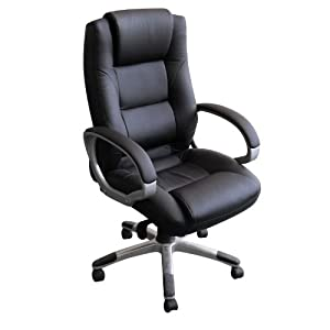 Charles Jacobs Luxury Executive Comfortable Office Chair