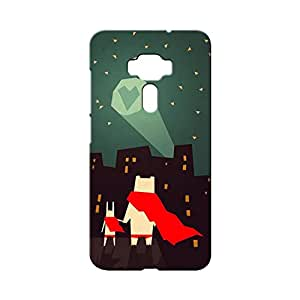 BLUEDIO Designer Printed Back case cover for Lenovo Zuk Z1 - G5558