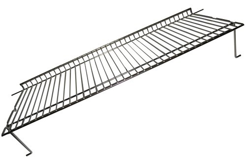 Music City Metals 02125 Chrome Steel Wire Warming Rack Replacement for Select Charbroil Gas Grill Models
