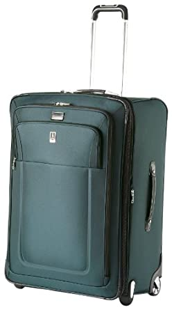 Travelpro Crew 8 26 Inch Expandable Rollaboard Suiter,Spruce,One Size