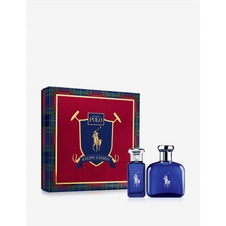 RALPH LAUREN SET POLO BLUE EDT 75 ML + EDT 30 ML