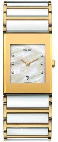 Rado Rad-6229 160.0791.3.190 - Reloj unisex, correa de acero inoxidable multicolor