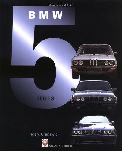 Bmw 5 Series (Car & Motorcycle Marque/Model)