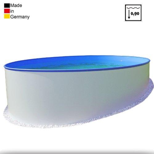 Rund pool 3m preisvergleiche erfahrungsberichte und for Pool rund 3m