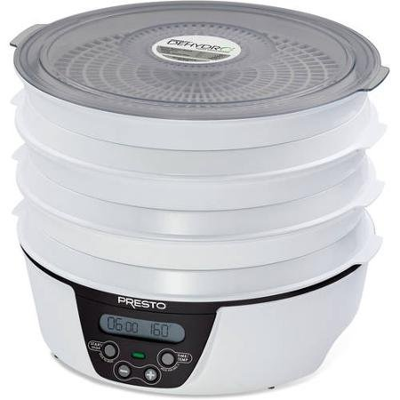 Best Price Presto 6303 Dehydro Digital Electric Food Dehydrator