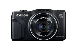 Canon SX700 HS 16.1MP Digital Camera