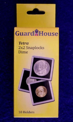 Guardhouse Tetra Snaplocks for DIMES Pack of 10