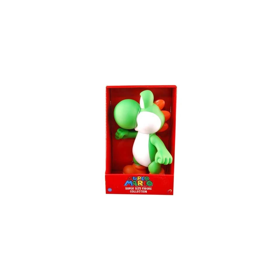 Nintendo Super Mario Bros. Yoshi 9 inch Action Figure 03585