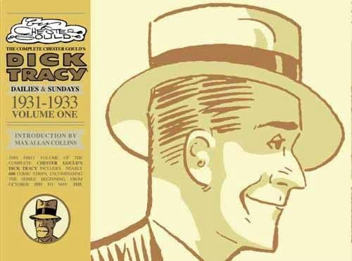 Complete Chester Goulds Dick Tracy Volume 1 [Gould, Chester] (Tapa Dura)