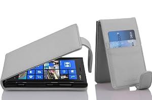 Amazon.com: Nokia Lumia 920 case , CADORABO Lumia 920 Case FLIP Style