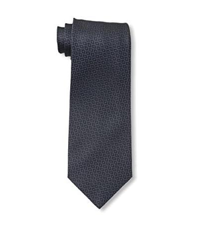 John Varvatos Patterned Tie, Navy