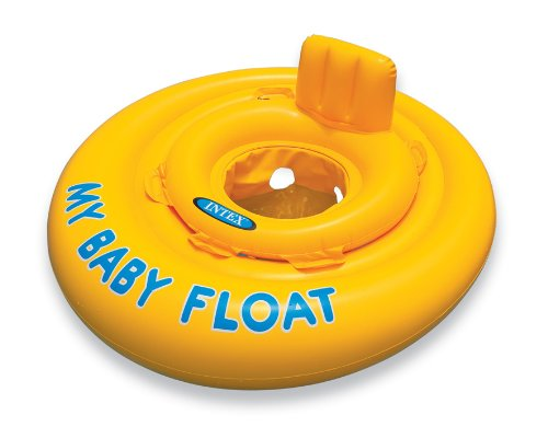 Intex My Baby Float Swimming Aid Swim Seat 6 Month - 1 Years front-1002263