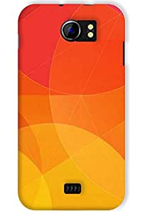 IndiaRangDe Case For Micromax A110 Canvas 2 Printed Back Cover