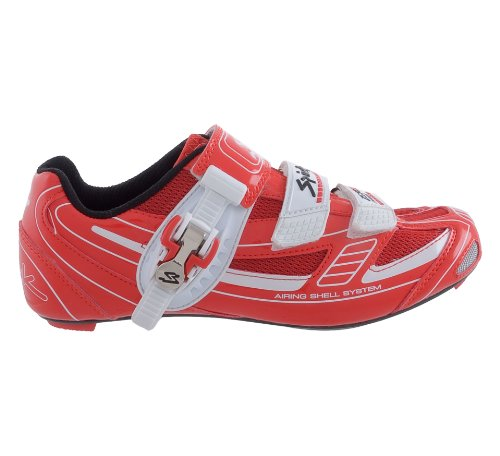 Spiuk shoe Race ZS11RCSL red Road Bike shoes