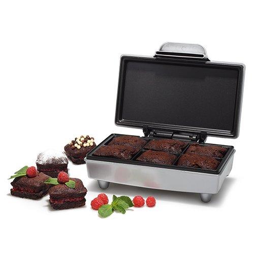 Brownie Maker gâteau Maker Moule à gâteau pour brownies 800W