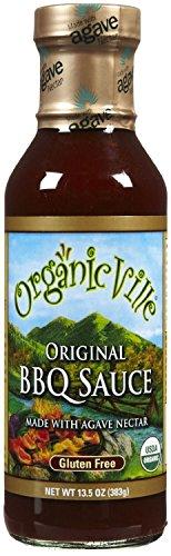 Organicville Organic Original BBQ Sauce 13.5 Oz. (Pack Of 6)