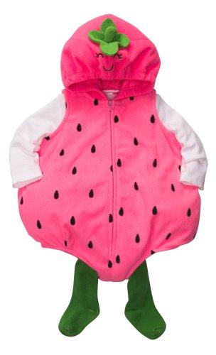 [Carter's Baby Girls Strawberry Halloween Costume (3M-24M) (12 Months)] (Strawberry Halloween Costumes)