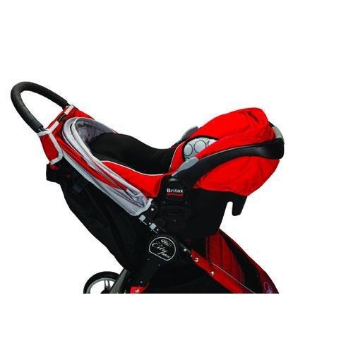 Baby Jogger Britax B-Safe Single Car Seat Adaptor ...
