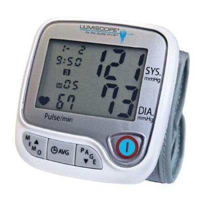Image of Quality Wrist BP Monitor By Lumiscope (B007I4ZUSI)