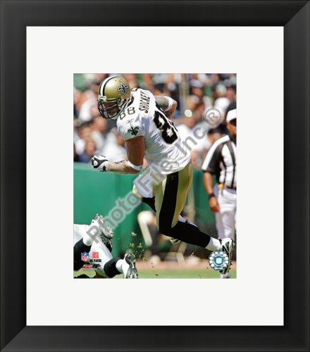 Jeremy Shockey 2009 Action Framed Photo, Size 14.75 X 16.75 at Amazon.com