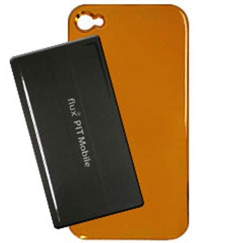 Art Hotsuma (iPhone4/4S専用カバー) iPカバー防磁 13マリーゴールドG