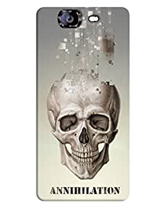 FurnishFantasy 3D Printed Designer Back Case Cover for Micromax Canvas Knight,Micromax Canvas Knight A350