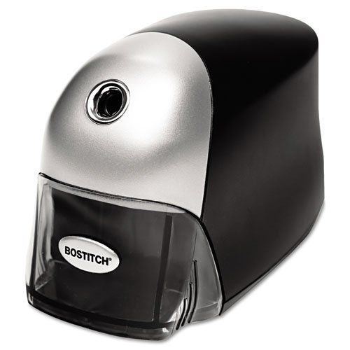 Stanley Bostitch - Quiet Sharp Executive Electric Pencil Sharpener, Black Eps8Hdblk (Dmi Ea