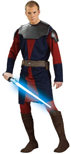 Star Wars Anakin Skywalker Deluxe Adult Costume