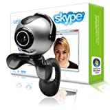 Sogatel - Skype compatible sphere webcam with Mic - Windows 7/XP/Vista and Mac (Mic not compatible with Macs)by Sogatel