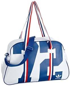 Adidas Originals 2 Ways Spo Shoulder Messenger Bag-White