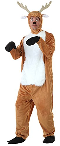 Ace Halloween Unisex Adult Deluxe Funny Animal Deer Costumes