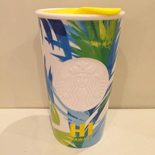 Starbucks 스타벅스 머그 텀블러 12oz/355ml 빅 사이즈 하와이 한정 Hawaii-