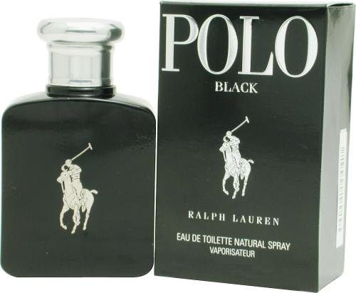 Polo Black By Ralph Lauren For Men - 4.2 Ounce Edt Spray front-1042132