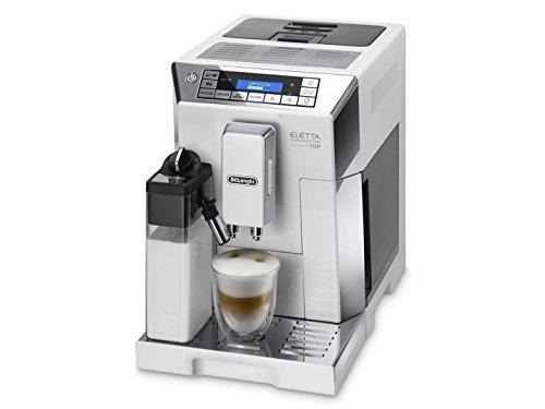DeLonghi ECAM45760W Eletta Cappuccino TOP Super Automatic Espresso Machine, Silver (Replacement Coffee Pot Delonghi compare prices)