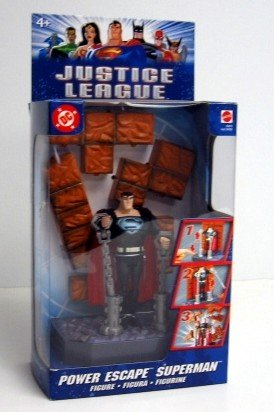 Power Escape Superman Justice League