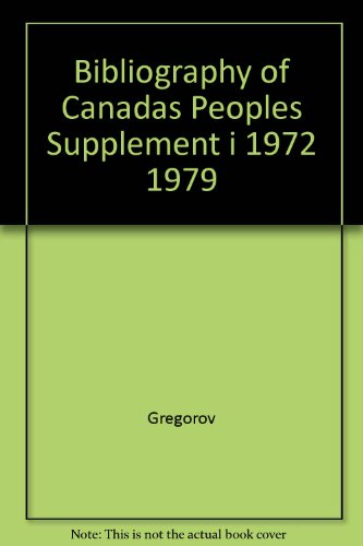 Supplements In Canada