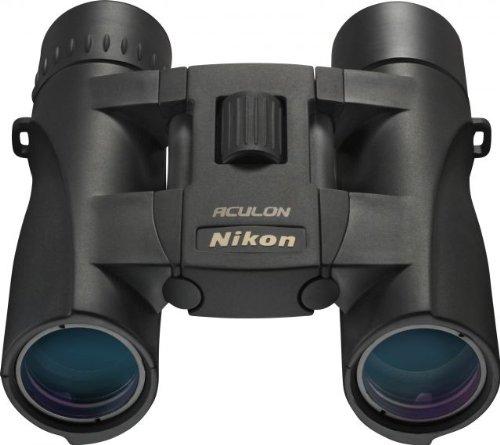 Nikon 8263 Aculon A30 10X25 Binoculars, Black